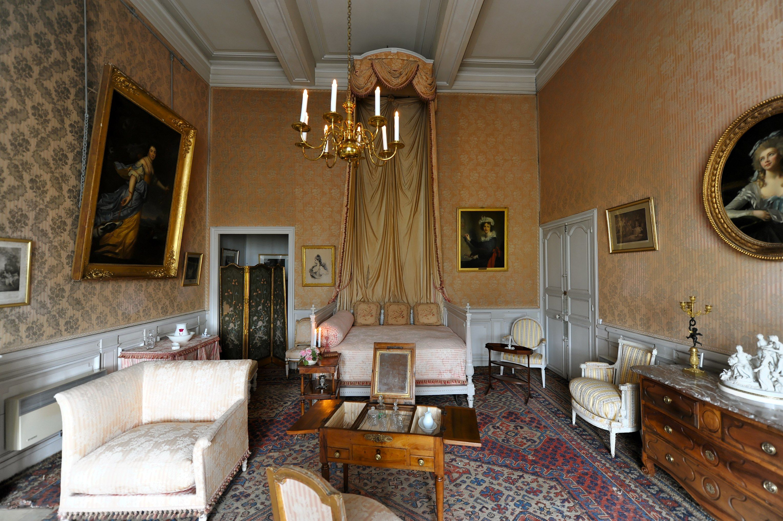 Ch¢teau de Valen§ay Indre Chambre de la Princesse de Bénevent