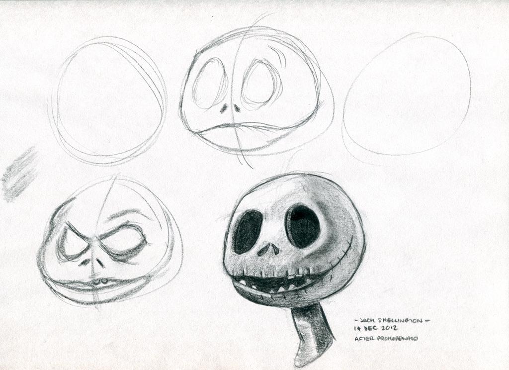 jack skellington face drawing Google Search Jack