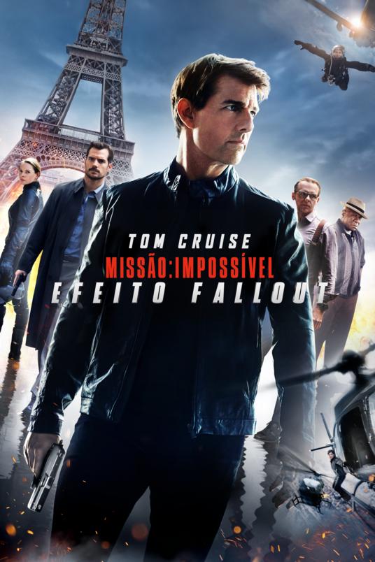 Missão: Impossível Efeito Fallout no iTunes | Angelo Jaco em 2019 | Fallout, Missão impossível