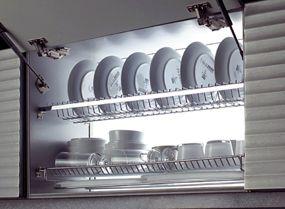 Overhead Dish Rack In 2019 Diy Kitchen Decor Dish Drainers Kitchen Storage