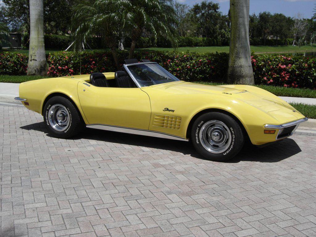 Kelebihan Corvette 1970 Perbandingan Harga