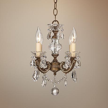 Schonbek la scala 12 12 wide crystal chandelier style 94621 schonbek la scala 12 12 wide crystal chandelier style 94621 aloadofball Images