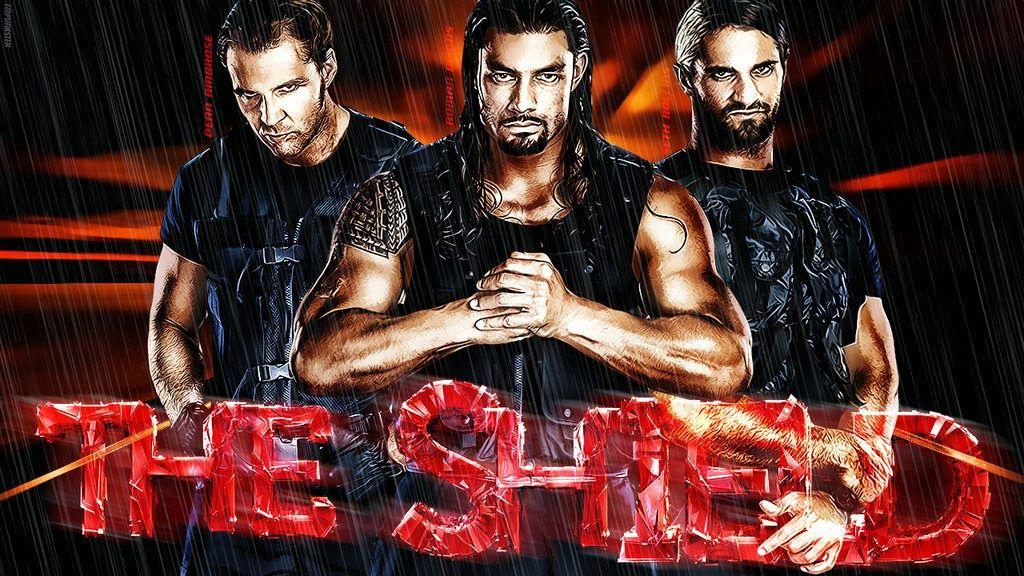 WWE The Shield wallpaper by boosiunhan on DeviantArt
