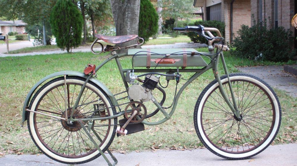 Custom Motorized Bicycles Custom Motorized Bicycle Gas Tanks Motorized Bicycle Bicycle Gas Powered Bicycle