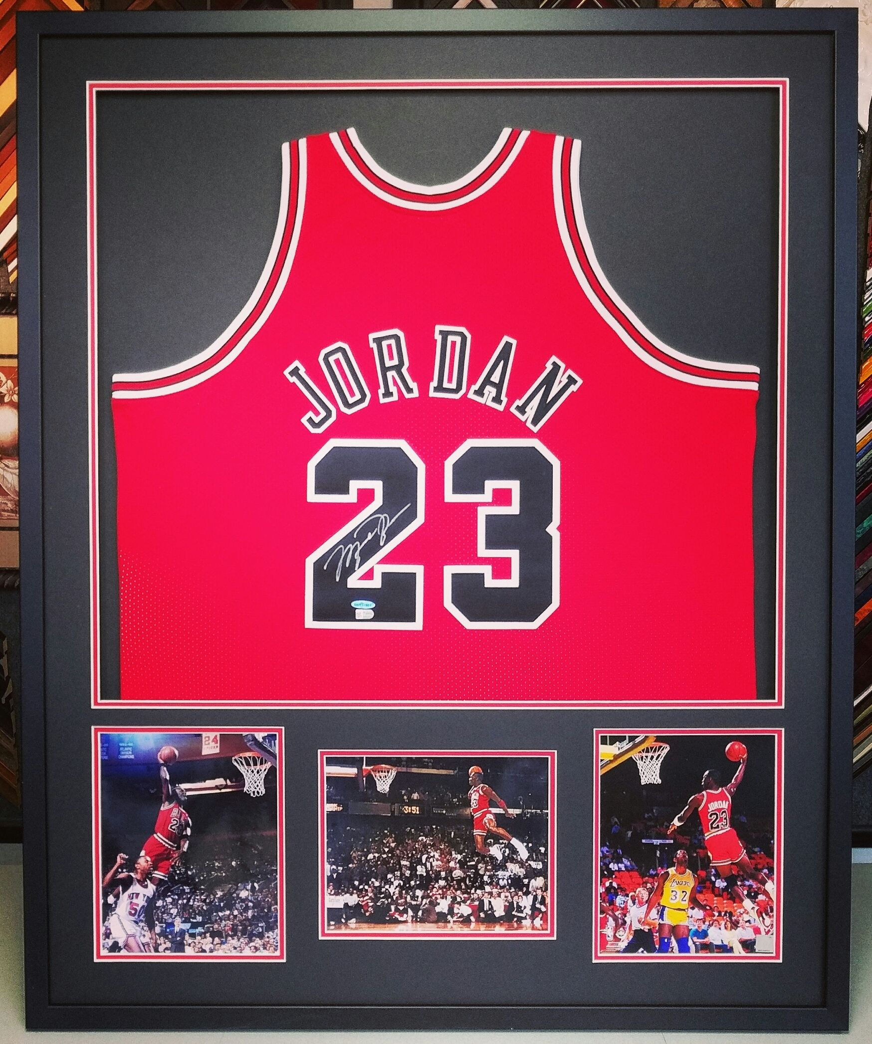 Come see why we\'re the leader in jersey framing in Colorado! #denver ...