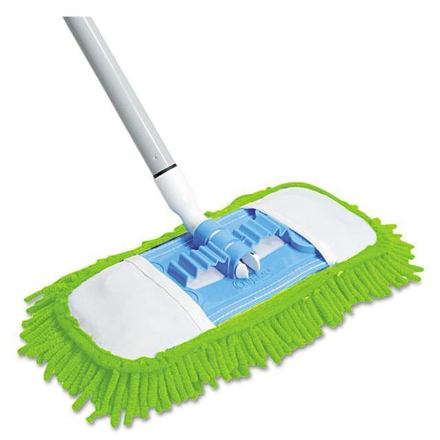 Microfiber Dust Mop 48 Steel Handle Blue Dust Mop Microfiber Mops Steel Handle