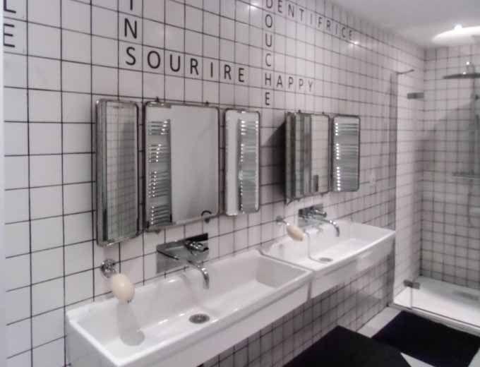 Pingl par delphine kazancigil sur deco travaux 2016 en 2019 salle de bain enfant salle de - Deco salle de bain enfant ...