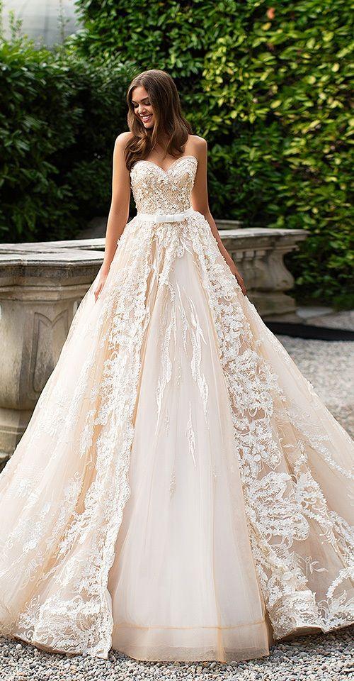 Stunning Savana wedding gown by Milla Nova