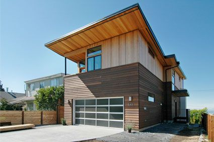 Another Carport Conversion How To Harmonize With Exterior Of House Garage Guest House Modern Garage Luxury Property