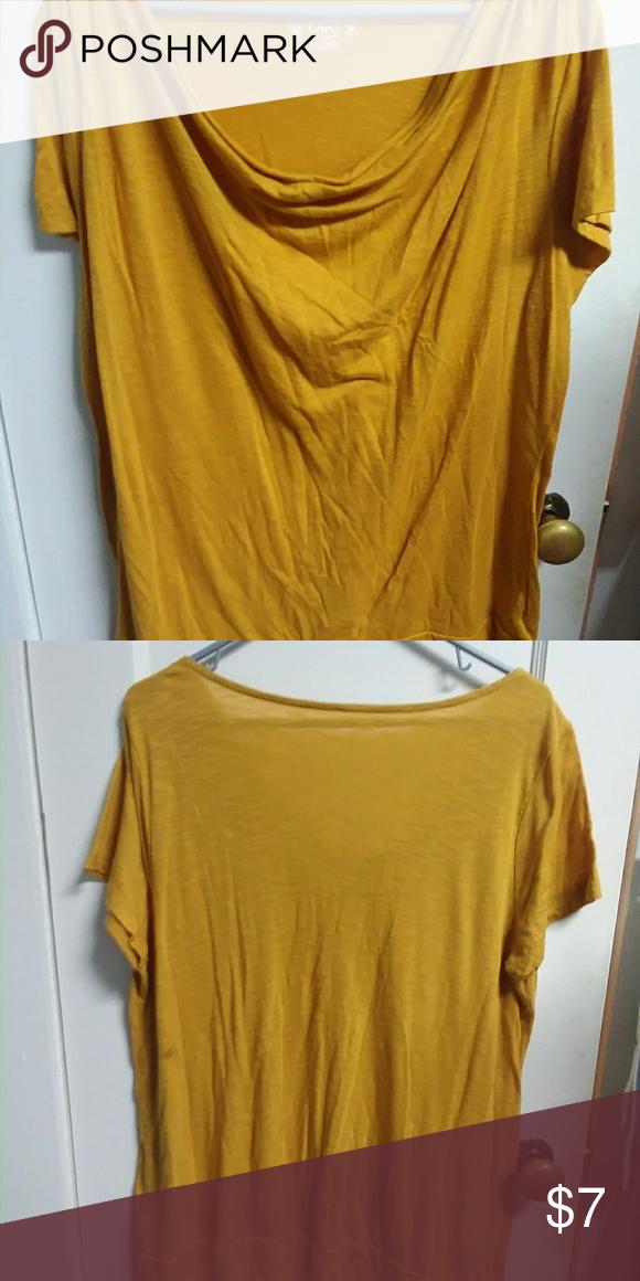 Plus Size Gold Blouse Plus Size Gold Blouse 65 Polyester 35 Rayon