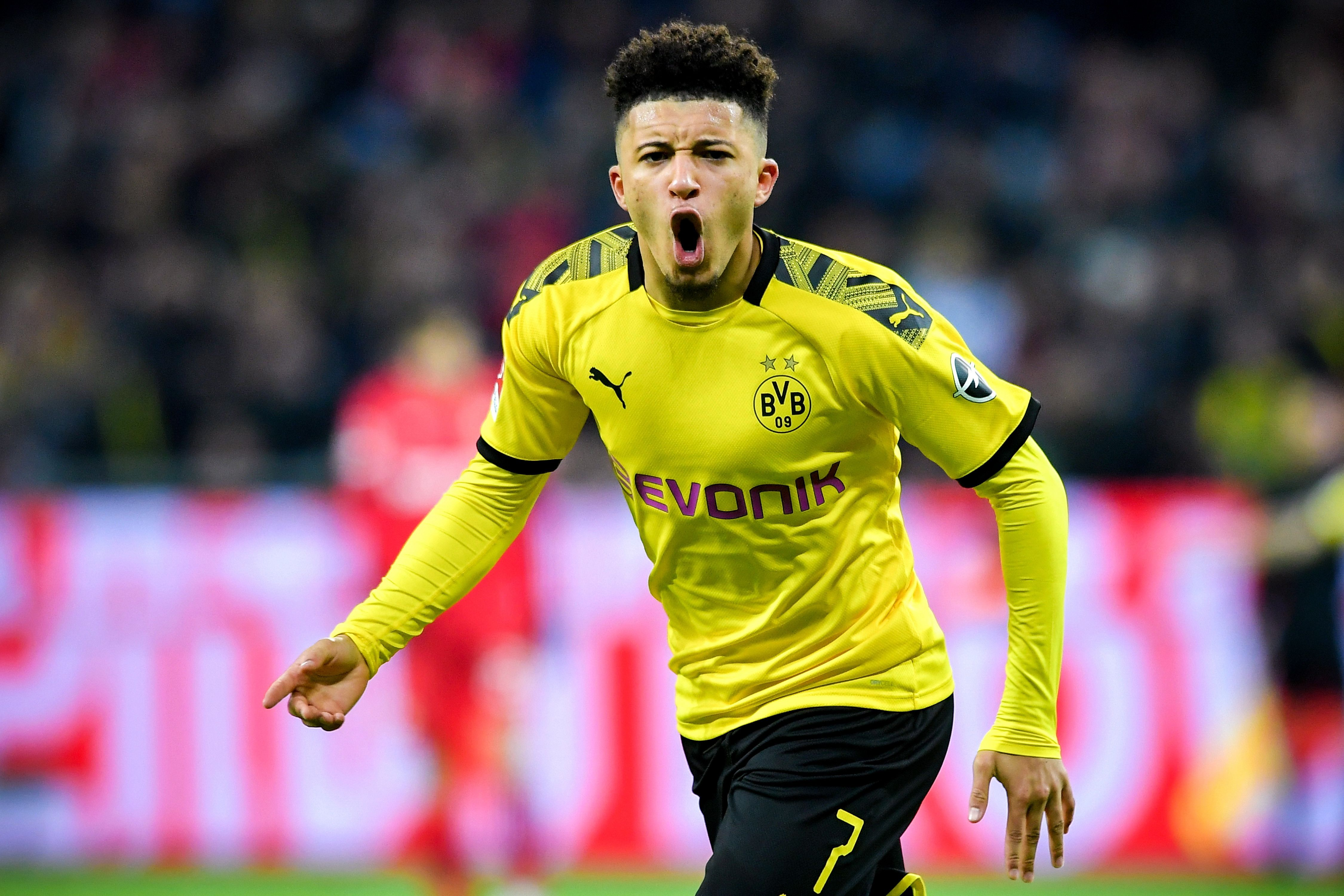 Man Utd Told To Fork Out 122m Transfer Fee For Jadon Sancho By Borussia Dortmund After Stunning Start To Season In 2020 With Images Borussia Dortmund Dortmund Hakim Ziyech