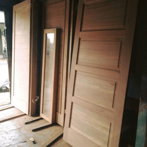 harga kusen kayu dan kusen pintu terbaru tall cabinet storage home storage harga kusen kayu dan kusen pintu