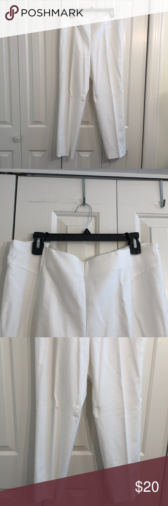 600 west white slacks size 16 very clean 600 west white slacks size 16 very clean, recently dry cleaned. Only worn a few times. No stains. Inseam 28 600 West Pants Ankle & Cropped #whiteslacks 600 west white slacks size 16 very clean 600 west white slacks size 16 very clean, recently dry cleaned. Only worn a few times. No stains. Inseam 28 600 West Pants Ankle & Cropped #whiteslacks 600 west white slacks size 16 very clean 600 west white slacks size 16 very clean, recently dry cleaned. Only worn #whiteslacks