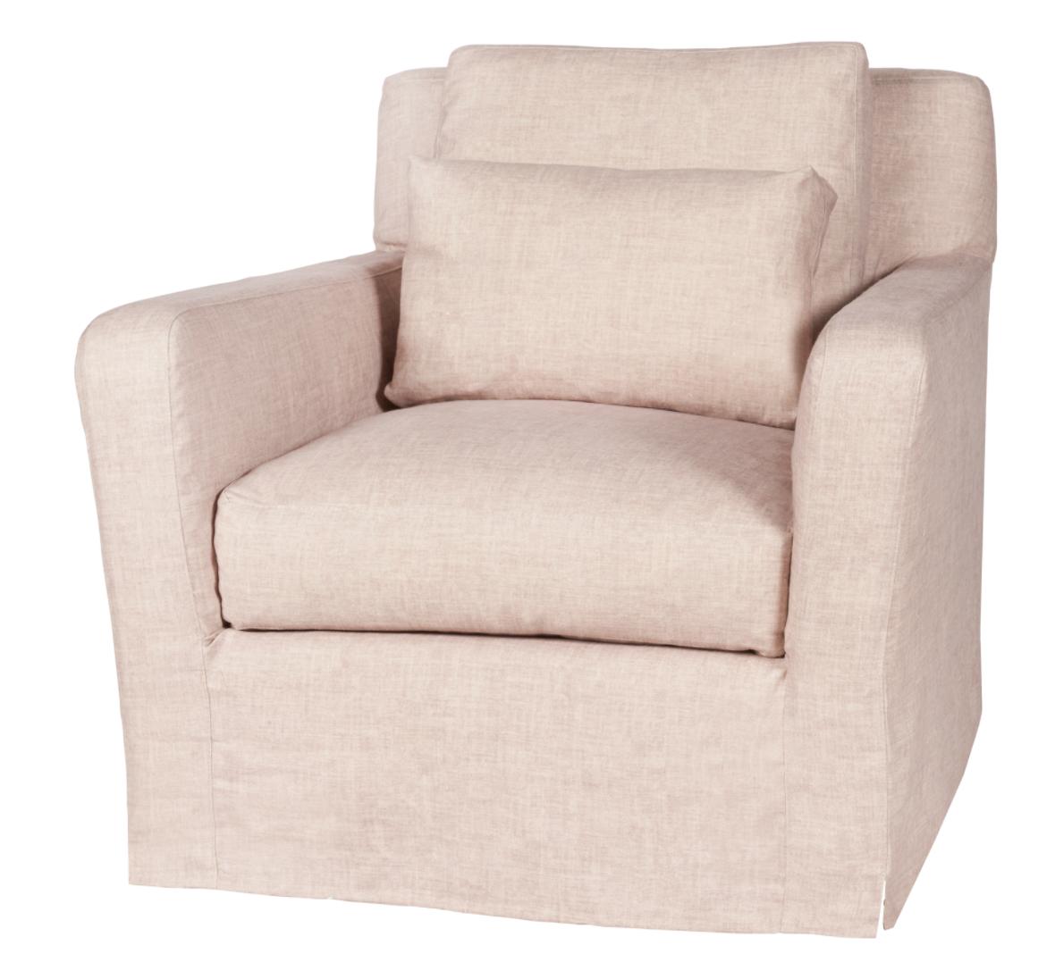 Malibu Chair - Fatima Gunmetal