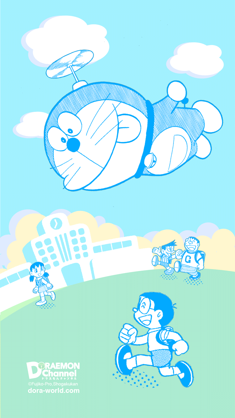 Pin Oleh Ysjm Di Doraemons 多啦A夢
