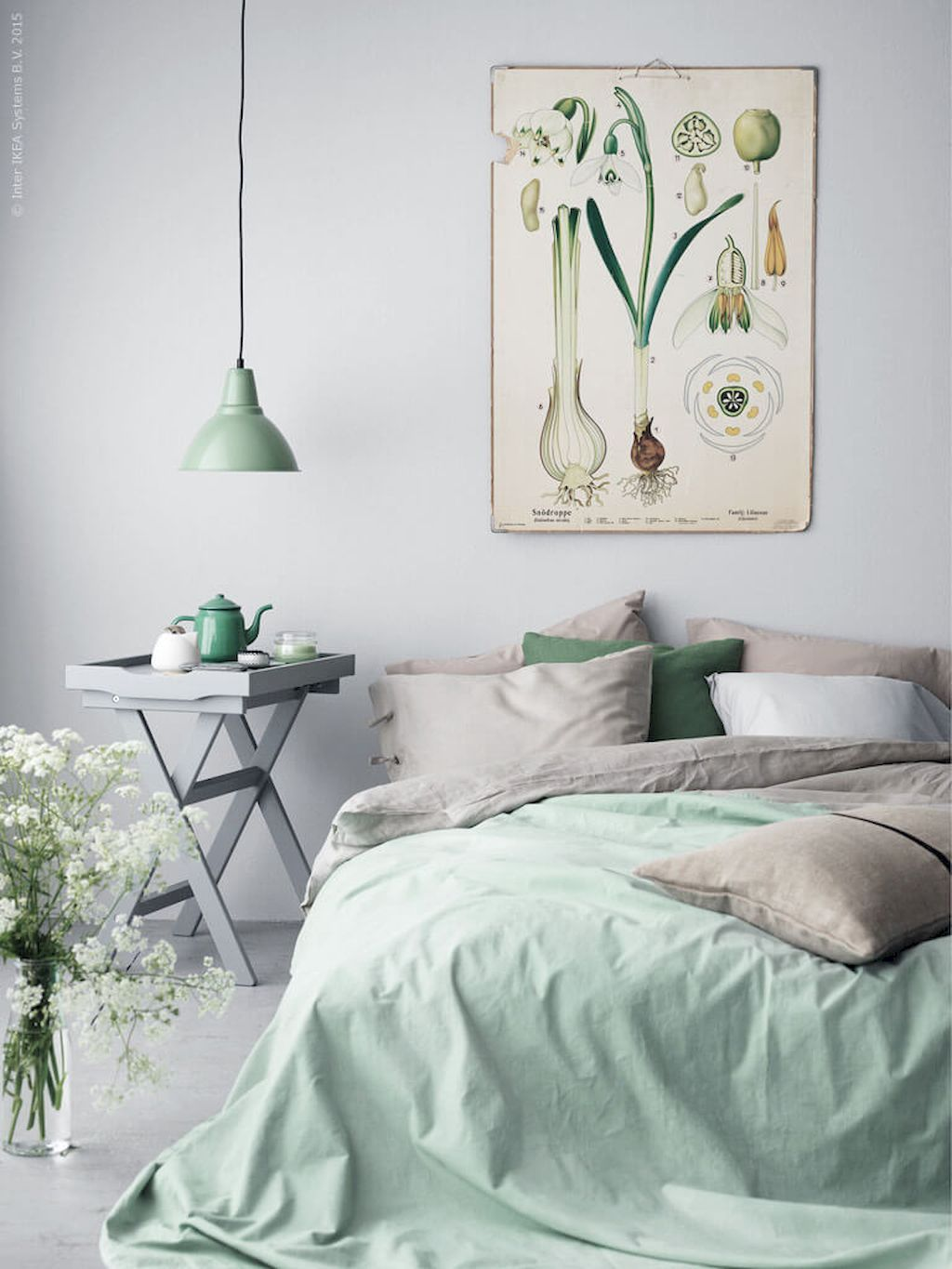 Scandinavian Homes Have A Calm Simplicity Utility And Beauty Pared Backed Style That Is Centred Around Warm Functionality Fresh Lines F 5 Home Vert Chambre Deco Et Deco Chambre