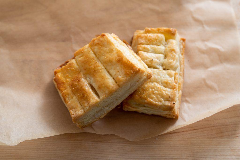 Puff Pastry (Gluten Free). Bob's Red Mill GF Pie Crust mix
