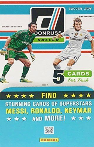 2016 Donruss Soccer Factory Sealed Packs 20 Packs 100 Cards Be Sure To Check Out This Awesome Product Note It Is Collectible Trading Cards Cards Tech Deck