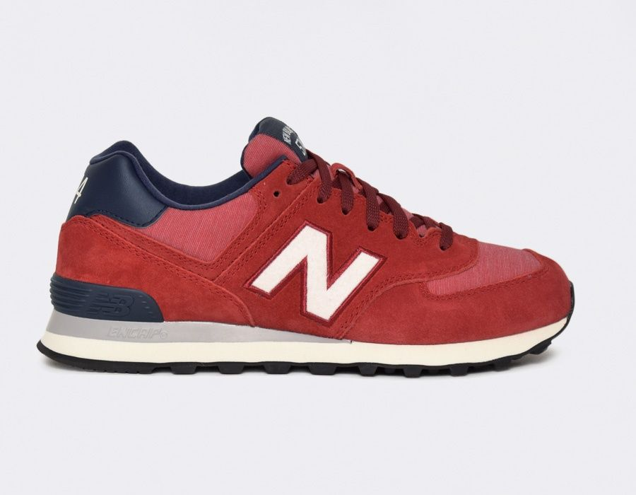 #NewBalance 574 PRD Red Blue #sneakers