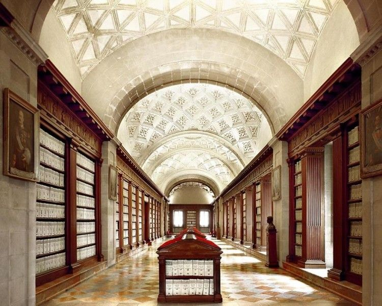 These Are The Most Beautiful Libraries Around The World Cidade
