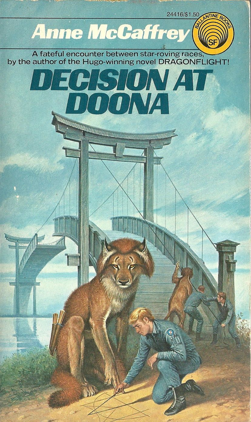 Decision at Doona My read again and agains Pinterest Fantasy