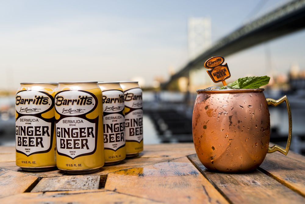 Products Barritt S Ginger Beer Us Ginger Beer Summer Drinks Ginger Beer Moscow Mule