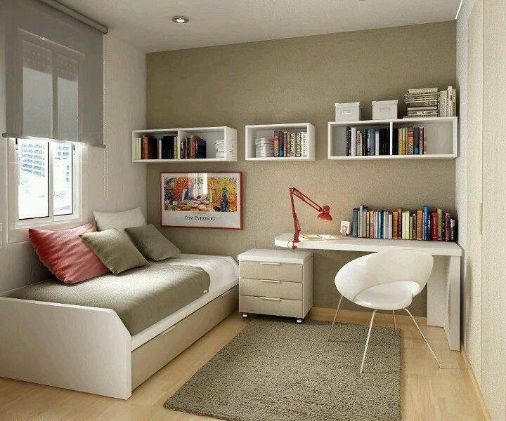 Home Office Design, Guest Bedroom Office, Home