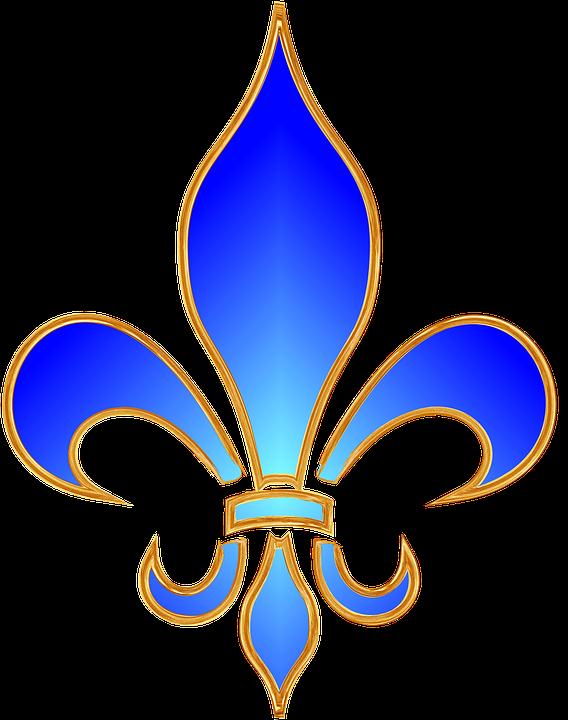 Image gratuite sur pixabay fleur symbole design vintage de r tro images gratuites et design - Symbole fleur de lys ...