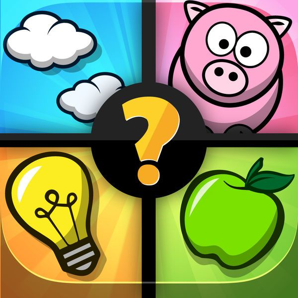 Download IPA / APK of Whats that Word?  Guess the 1 word based on the 4 pics for Free - http://ipapkfree.download/5026/