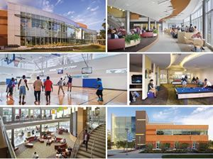 On Tidewater Community College S Tcc Portsmouth Va Campus A New Student Center Offers A Diverse Array Of Venue Community College Student Center Portsmouth