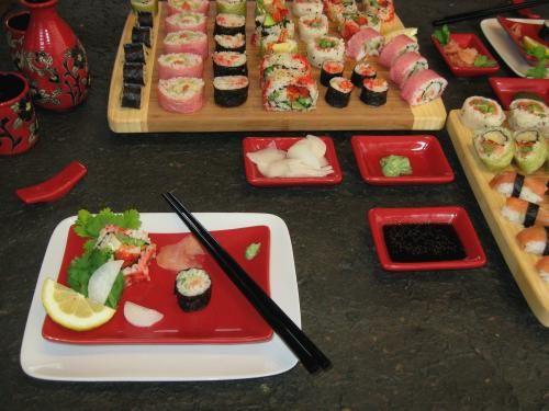 Sauces Pour Sushis Recette De Sauce Punzo Testée Bon Sushi - Cuisine testee