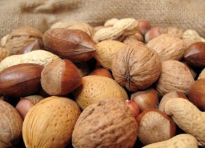 Now that I've got your attention, let's talk nuts... Many of us know the importance of soaking our legumes over night prior to cooking them, but not too many of us know the importance of also soaking our nuts and (most) seeds prior to eating them. Much like legumes, nature designed nuts and seeds with…