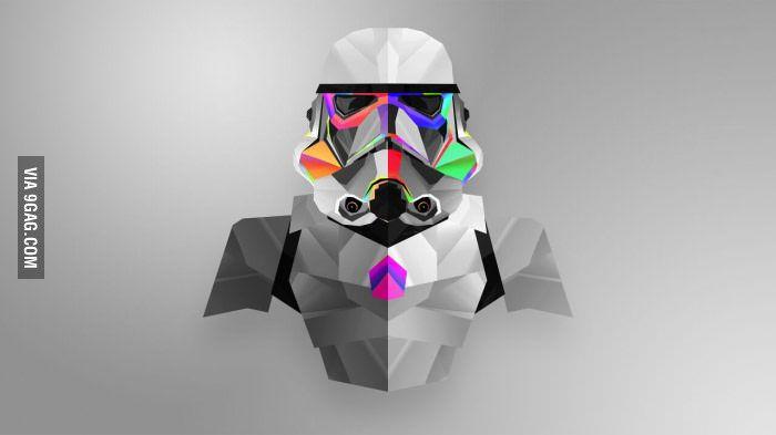 Coolest Stormtrooper Wallpaper Ever Star Wars Wallpaper Iphone Star Wars Art Star Wars Wallpaper