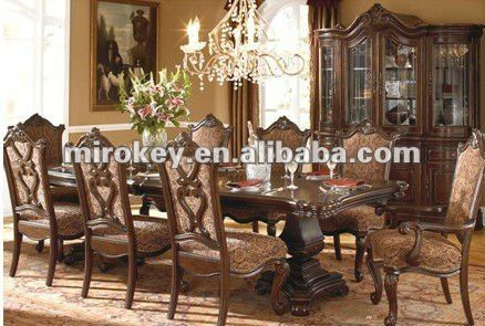 Comedores elegantes clasicos buscar con google for Sillas comedor elegantes