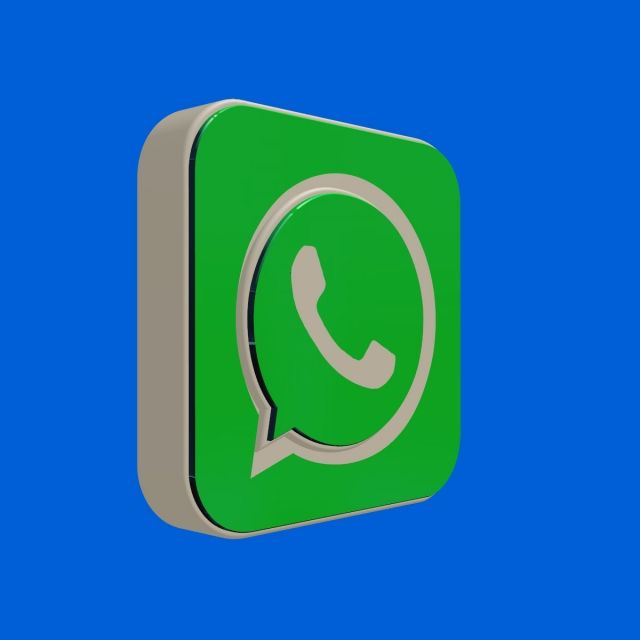 3d Whatsapp Icon Whatsapp Logo, 3d Whatsapp, Whatsapp Icon
