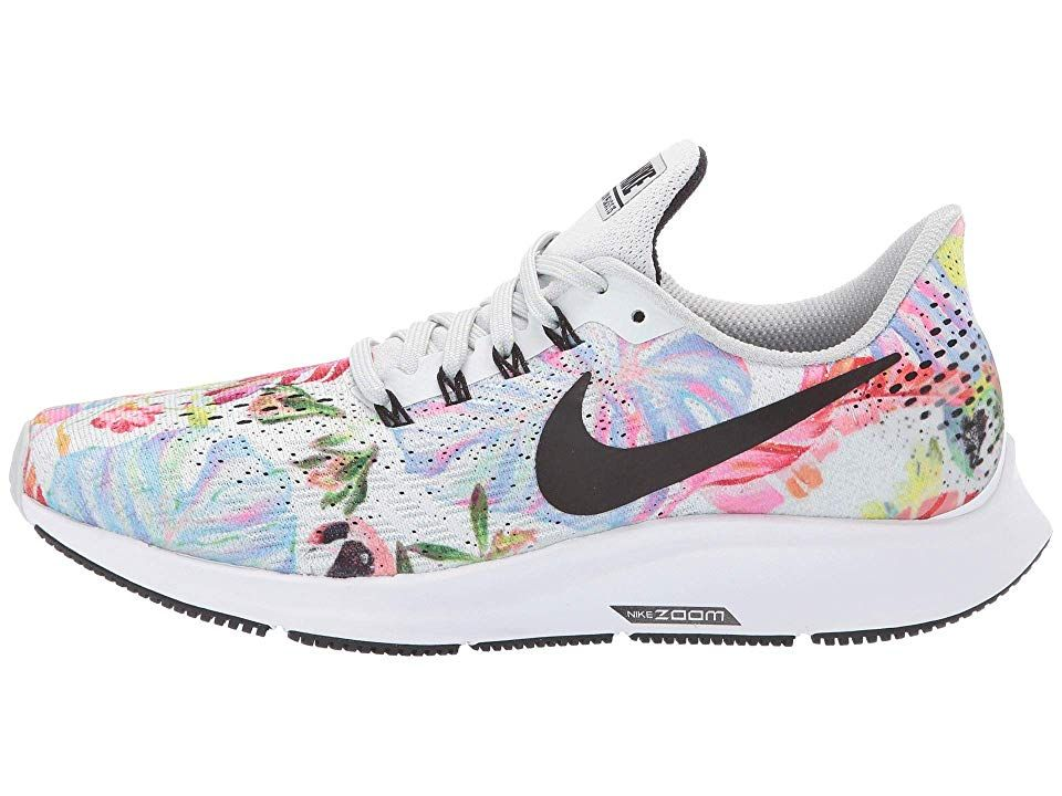 095163845fe72 Nike Air Zoom Pegasus 35 GPX RS Women s Running Shoes Pure Platinum Black  White