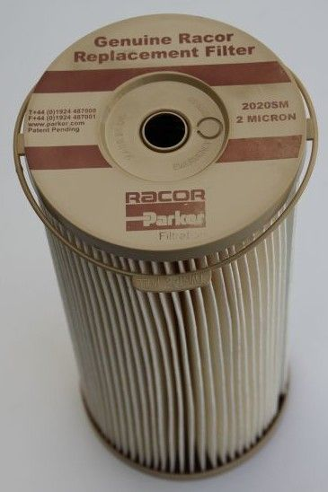 Parker Racor - 2020SM Parker Racor Oil filter, Air filter e Filters