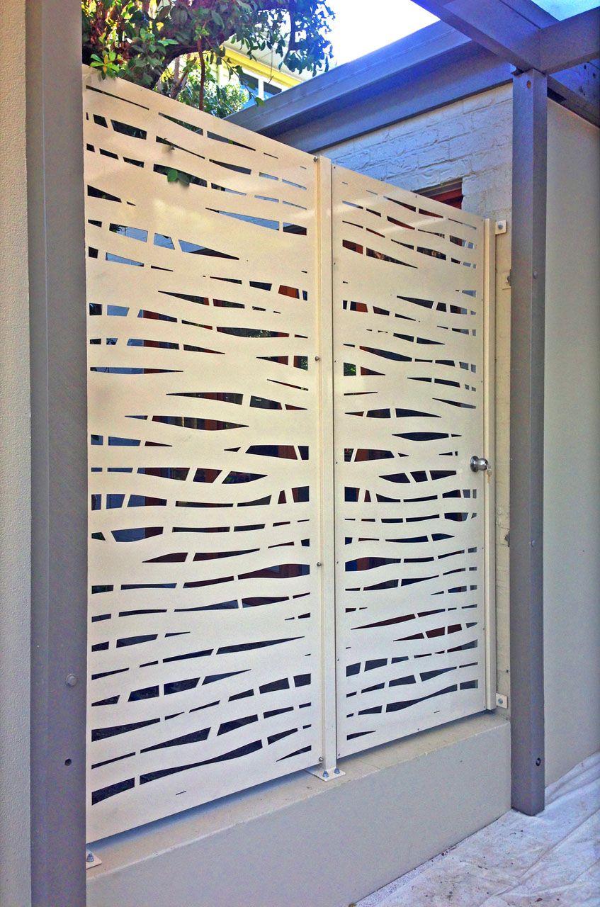 Gallery – DecoPanel Designs, Australia | Ворота лофт, минимализм ...