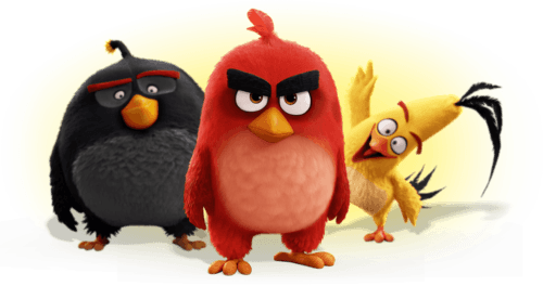 City Birds Again Prove To Be Angrier Than Rural Birds Scienceblog Com Chuck Angry Birds Angry Birds Characters Angry Birds Movie