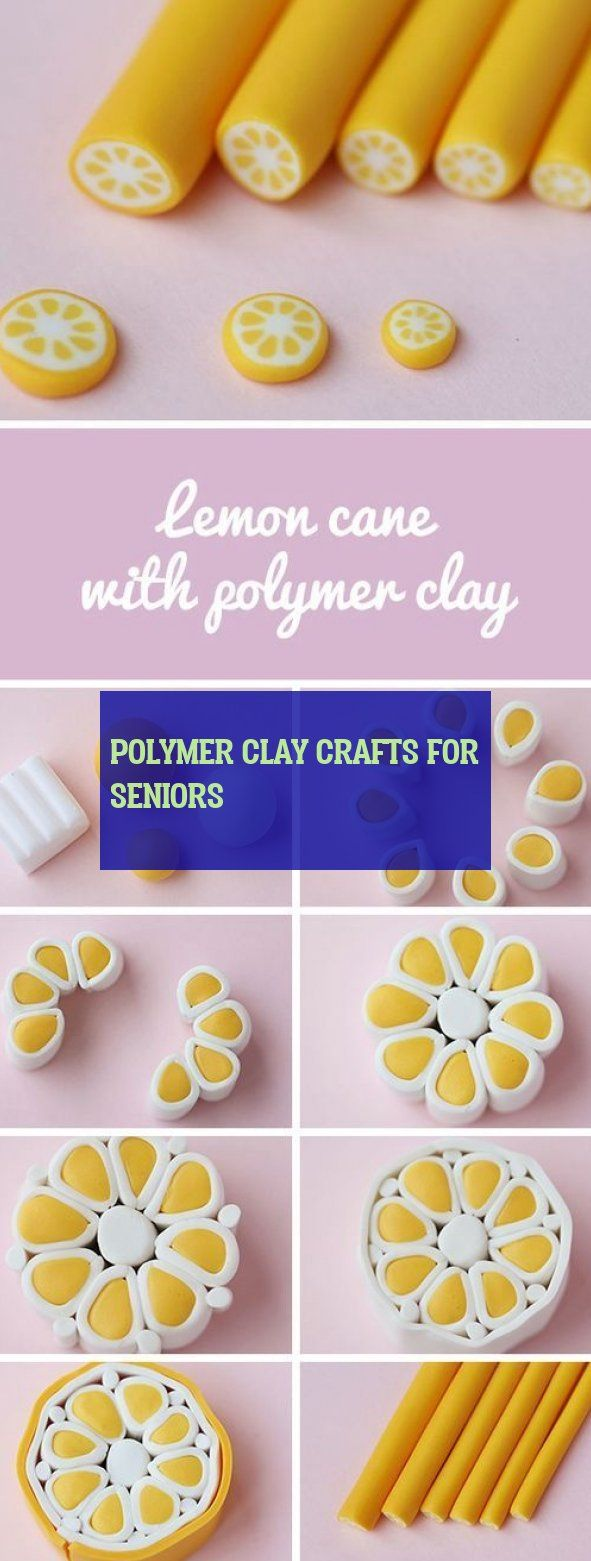 32++ Polymer clay crafts for seniors information