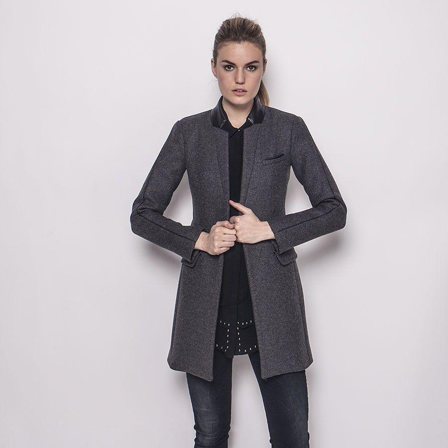 Manteau femme grande taille 64