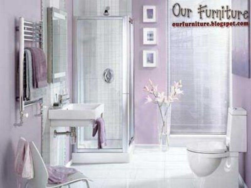Genial Small Bathroom Decor | Romantic Bathroom Decor, Home Design: Romantic Decor  For Bathroom