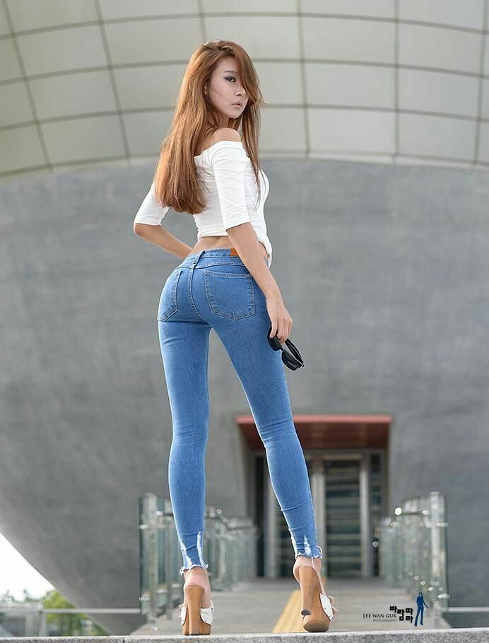 sexy Jeans Outfits