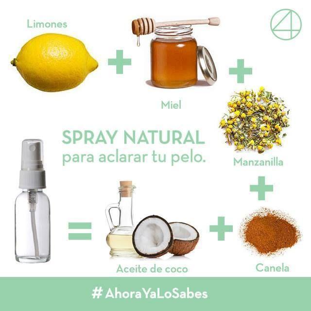 Aclarar el cabello con miel de abeja