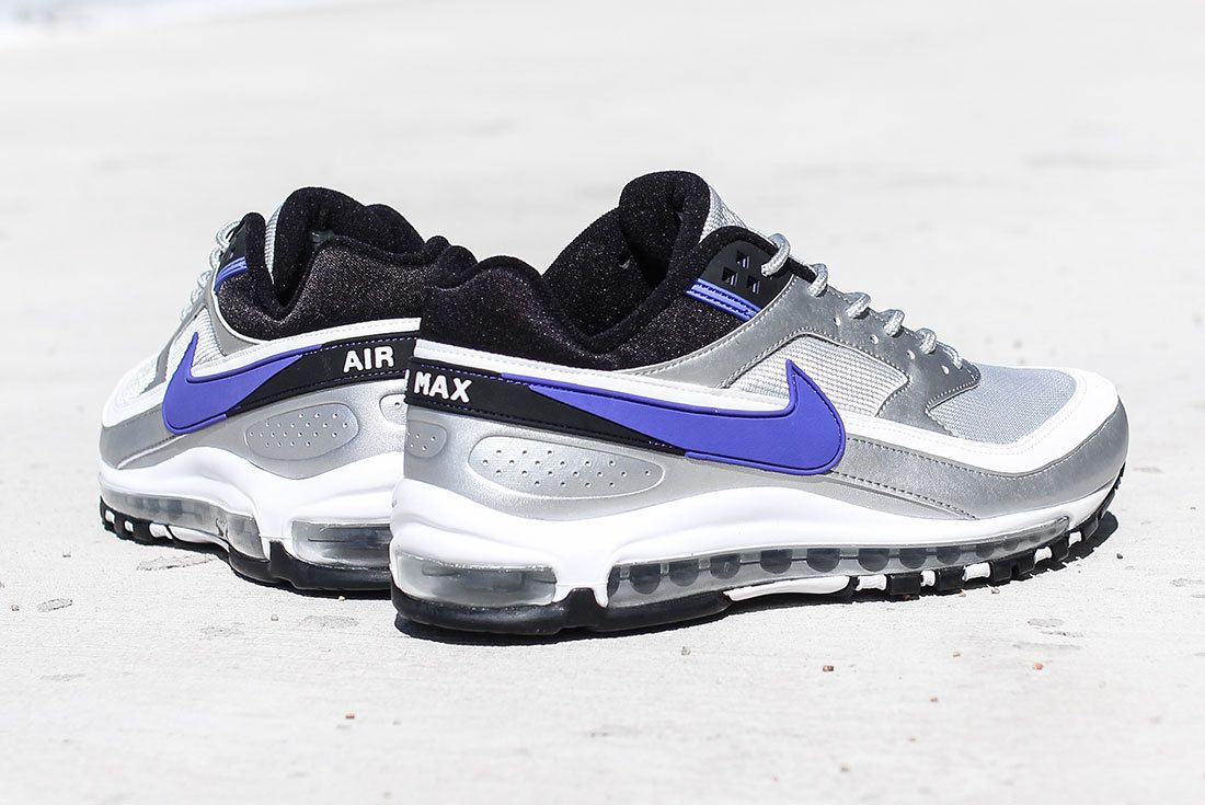 b4e37b1b60 Nike's Latest Air Max 97/BW is a 'Bullet' Not to Be Missed | Air max ...