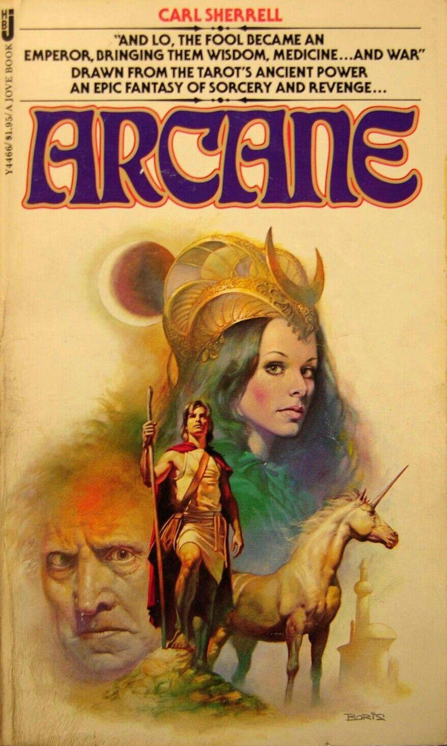 Arcane Fantasy Book Covers Fantasy Books Geek Culture
