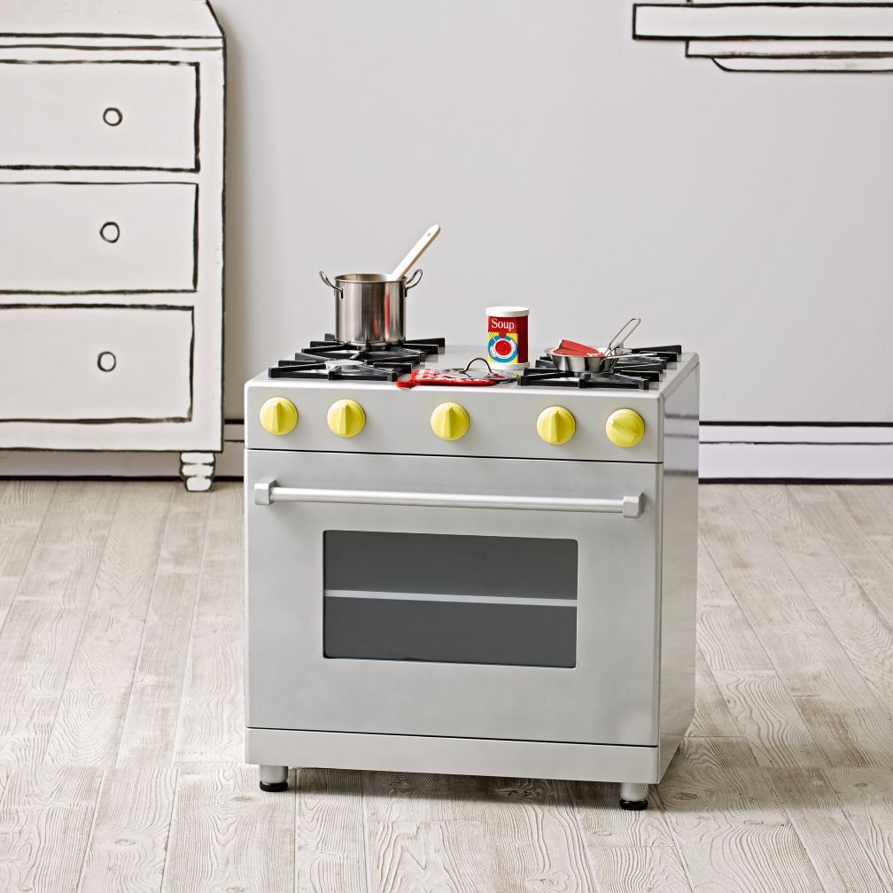Future Foodie Play Oven   The Land of Nod   playkitchen ideas ...