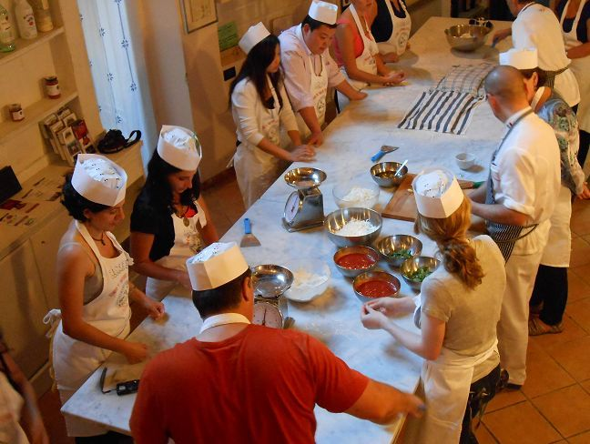 Cooking Class In Florence Wine Recipes Cooking Classes Cooking Vacation
