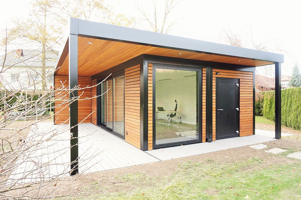 b rocontainer container4 pinterest wohncontainer haus gartenhaus. Black Bedroom Furniture Sets. Home Design Ideas