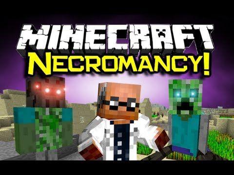 Necromancy Mod 1.8 and 1.7.10